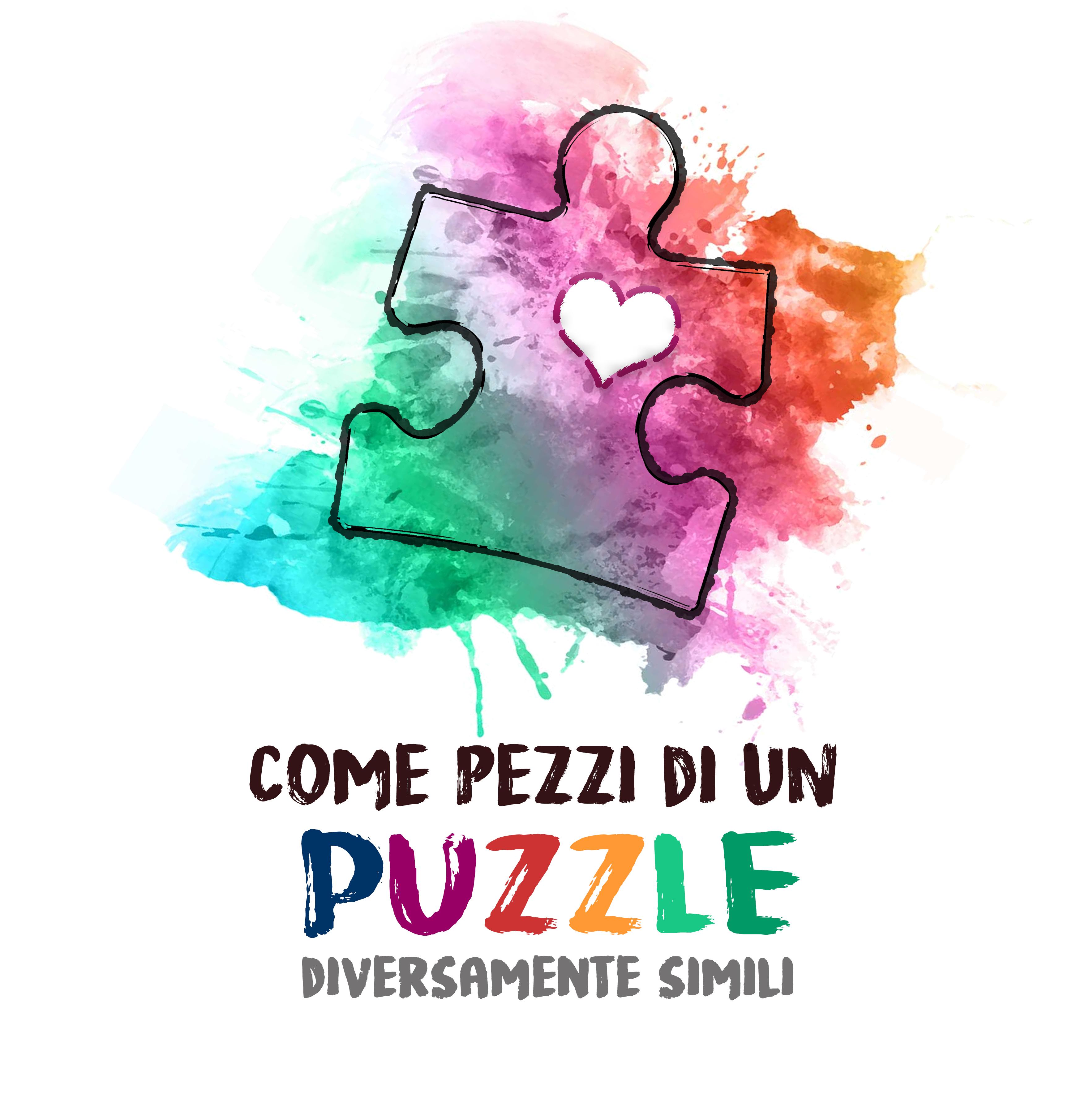 Logo Come pezzi di un Puzzle