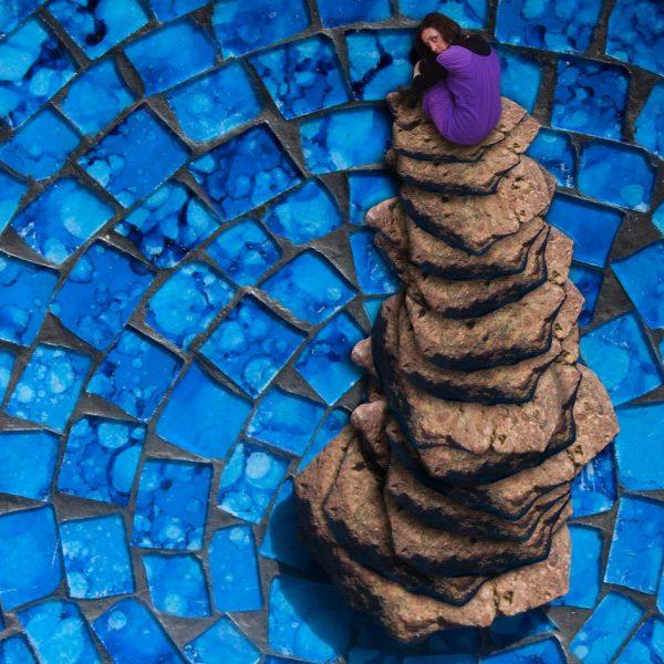 Blue Babel - 2009 - elaborazione fotografica