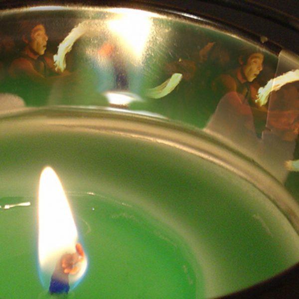 Scherzi di fuoco - 2004 - Grafica digitale
